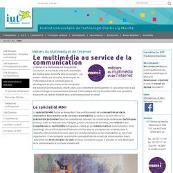 IUT Cherbourg Manche - Université de Caen Normandie - Métiers du Multimédia et de l'Internet
