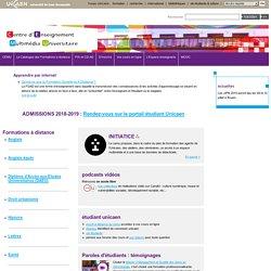 CEMU - Université de Caen Normandie - Accueil CEMU