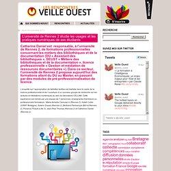 L'université de Rennes 2 étudie les usages et les pratiques numériques de ses étudiants
