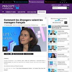 Yasmina Jaidi, Université Paris 2 Panthéon-Assas - Comment les étrangers voient les managers français