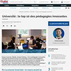 Université : le top 10 des pédagogies innovantes