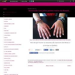 Université: Les jolies petites mains du Koweit