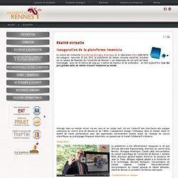 Université de Rennes 1 - Actualités