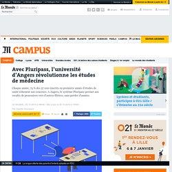 Avec Pluripass, l'université d'Angers révolutionne les études de médecine