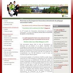 Congrès de l'AIPU