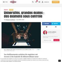 Universités, grandes écoles : desexamens sous contrôle