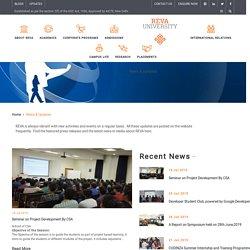 REVA University: Best University in Bangalore, India