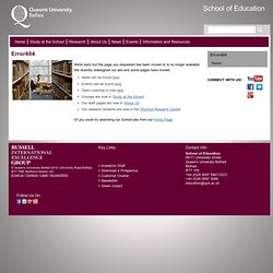 Queen's University Belfast | Academic Writing