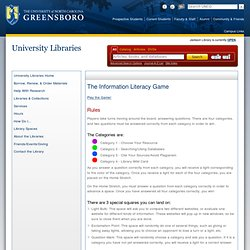 Game > The University of North Carolina at Greensboro (UNCG)