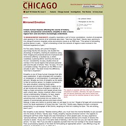 The University of Chicago Magazine