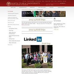 Leavey School of Business -ciefieldtrippage