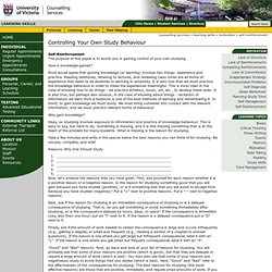 University of Victoria - Counselling Services