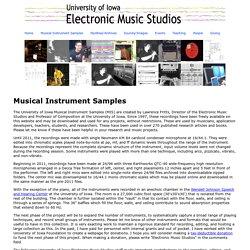 MIS_instruments classiques