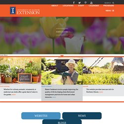 Univ of Illinois Extension - Horticulture