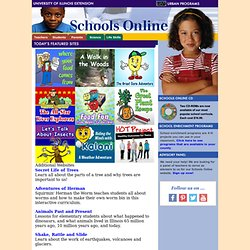 Schools Online from University of Illinois Extension