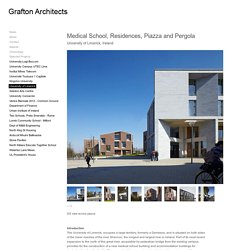 University of Limerick - Grafton Architects