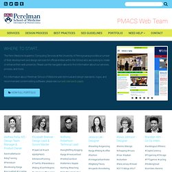 Home || Web Team || Perelman School of Medicine at the University of Pennsylvania