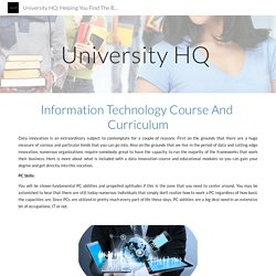 University HQ: Helping You Find The Best Ranked Online Colleges, Degrees Scholarships