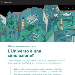 L'Universo è una simulazione? - il Tascabile