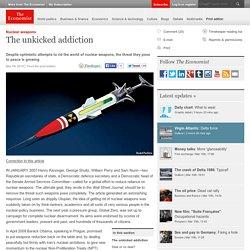 The unkicked addiction