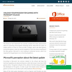Unleash your passion for gaming with Microsoft xCloud