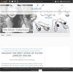 Unleash the Best Stock of Silver Jewelry Online