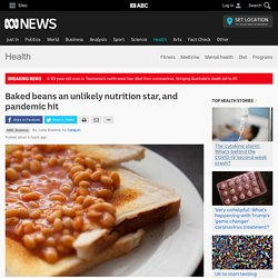 Baked beans an unlikely nutrition star, and pandemic hit - Health - ABC News