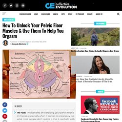 How To Unlock Your Pelvic Floor Muscles & Use Them To Help You Orgasm