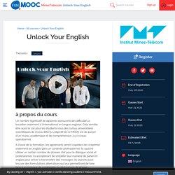 Unlock your English