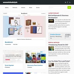 Web Design Inspiration, CSS Gallery and Video Review Podcast - Unmatchedstyle.com