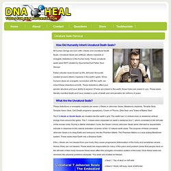 Unnatural Seals Removal DNA Activation