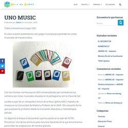 UNO MUSIC - Aula en Juego