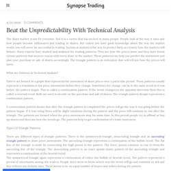Beat the Unpredictability With Technical Analysis - Synapse Trading