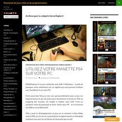 Passionné de jeux vidéo et de programmation