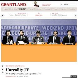 Unreality TV «