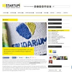 Solidarium entra no Unreasonable: um caso de sucesso com crowdfunding e negócios sociais