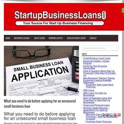 start up business equipment leasing