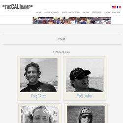 Unser Team @ TheCaliCamp