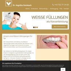 Zahnspangen - Zahnarzt Linz - Dr. Angelika Steinbach