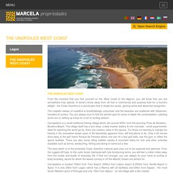 THE UNSPOILED WEST COAST - Marcela Properties Lagos