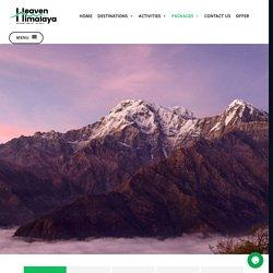 Unspoiled Trekking Route - Heaven Himalaya