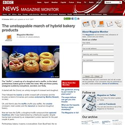 The unstoppable march of hybrid bakery products