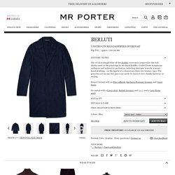 Berluti - Unstructured Cashmere Overcoat
