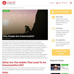 Why Most People Are Unsuccessful? Can Astro Remedies Help MyPandit