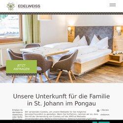 Pension Edelweiss Appartements St. Johann im Pongau Alpendorf