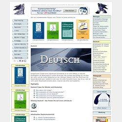 Unterrichtsmaterial, Unterrichtsentwurf, Lehrproben für den Deutschunterricht und Biologieunterricht, Tipps für Lehrprobe und Staatsexamen für die Schulfächer Deutsch und Biologie