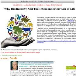 biodiversité et ADN