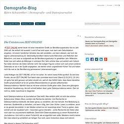 Die Untoten von ZEIT ONLINE | Demografie-Blog