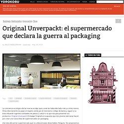 Original Unverpackt: el supermercado que declara la guerra al packaging
