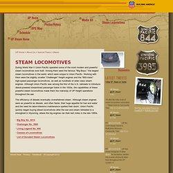 UP Heritage Steam